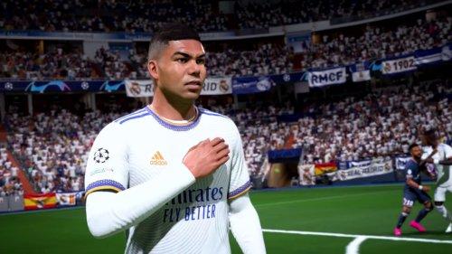 Primer gameplay de FIFA 22 en la nueva generación: la tecnología al servicio del juego