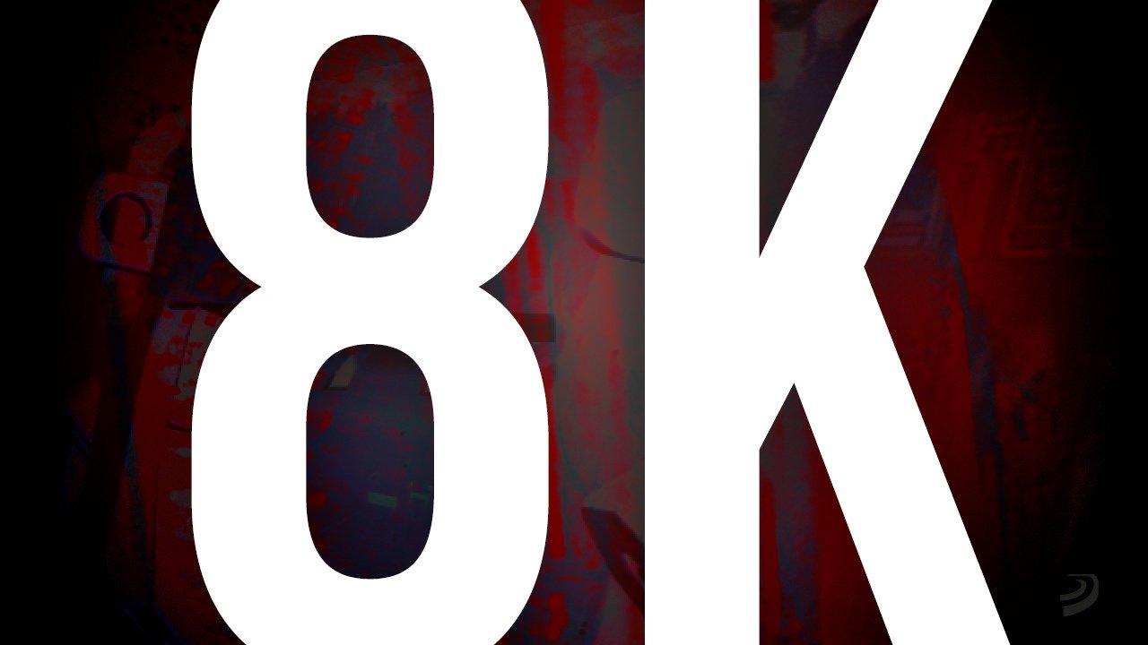 Estos son los 5 mejores televisores 8K para jugar, más de 33 millones de píxeles