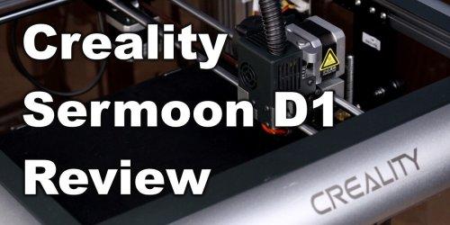 Creality Sermoon D1 Review: Looks VS Performance