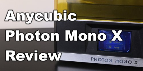 Anycubic Photon Mono X Review – Large Format Resin 3D Printer