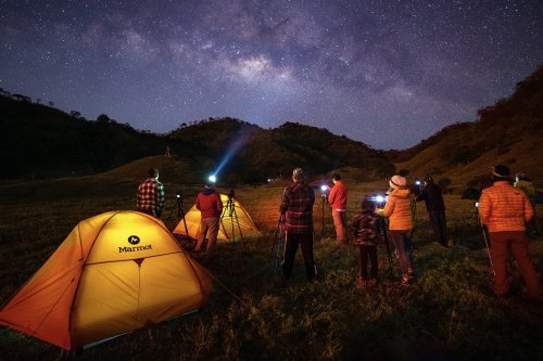 Seven camping and hiking tips for landscape photographers