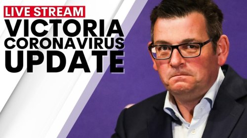 WATCH LIVE: Dan Andrews press conference today with Vic COVID update amid fears Melbourne protest may be superspreader