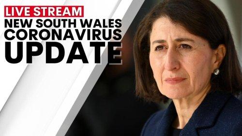 NSW COVID roadmap 70: Watch Premier Gladys Berejiklian press conference today