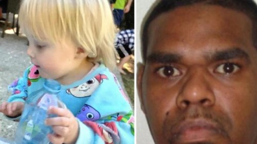 One-year-old girl taken from Brisbane home