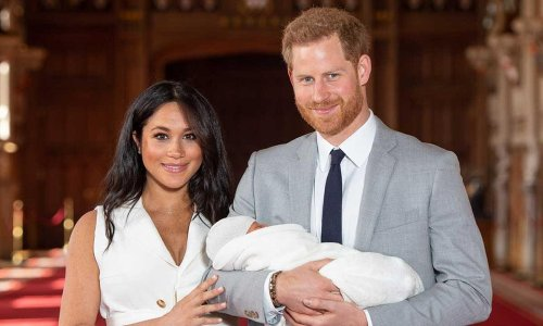Kate Middleton admits she still hasn't met Prince Harry and Meghan Markle's baby girl Lilibet