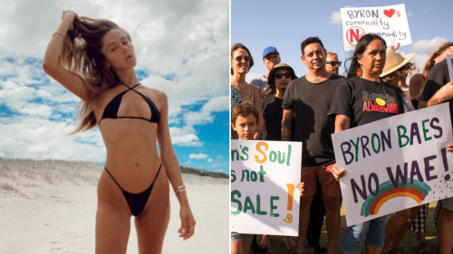 'Byron Baes' on Netflix targeted by thousands of Bay locals opposed to 'trashy' reality TV show that will 'ruin the town'