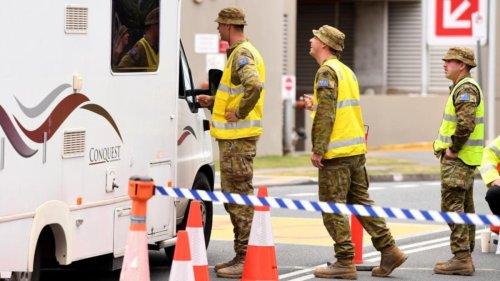 ADF border patrols set for ACT lockdown