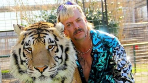 Joe Exotic's 'husband' from Tiger King makes bombshell confession about their marriage