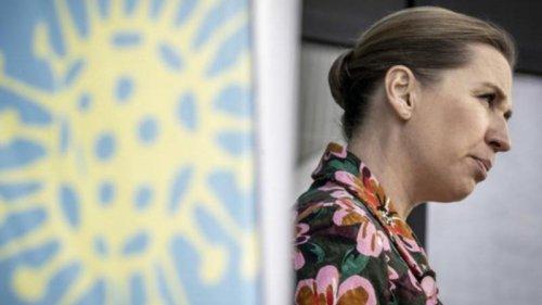 Danish PM defends Biden in AUKUS spat