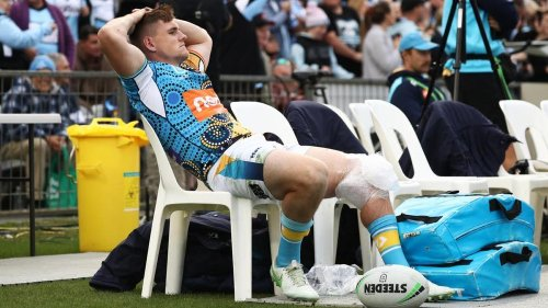 Titans to wait on Brimson's knee