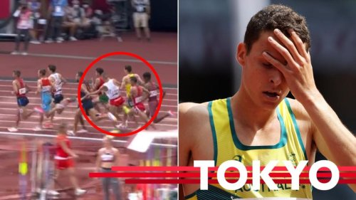 Jye Edwards knocked out as Oliver Hoare and Stewart McSweyn reach 1500m semi-finals at Tokyo Olympics 2020