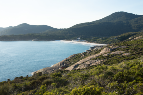Victorian girl, 8, killed after being struck by caravan at Tidal River campground in Wilsons Promontory National Park