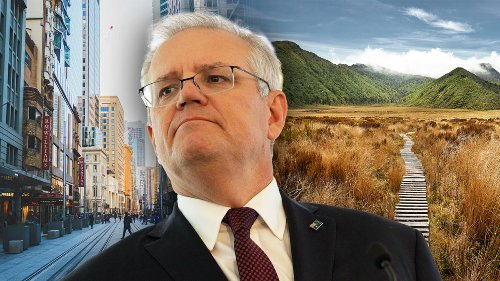 Scott Morrison reveals what's next as travel bubble between Australia and New Zealand opens
