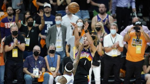 Booker leads Suns past Clippers in NBA
