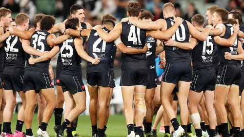 Calls for Carlton Blues to change 'racist' AFL team song