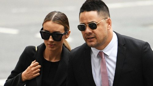 Ex-NRL star Jarryd Hayne lodges appeal after being sentenced to jail for sexual assault in Newcastle