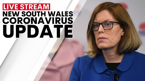 WATCH LIVE: NSW Health COVID-19 update press conference today about the latest cases and exposure sites