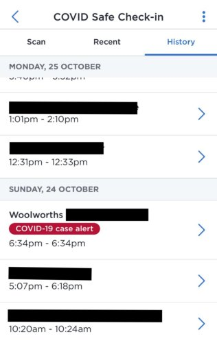 Service NSW app to roll out notifications for people who visit venues at same time as COVID-positive people