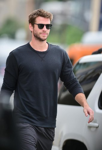 The Hunger Games star Liam Hemsworth goes Instagram official with girlfriend Gabriella Brooks