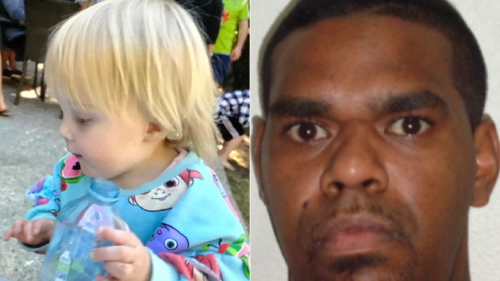 Queensland Police issue Amber Alert for missing one-year-old girl