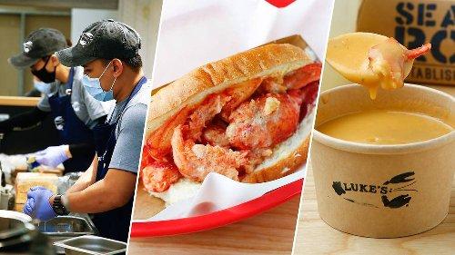 Luke's Lobster S'pore Preview: Eat Lobster Rolls Near Chanel's Beauty Counter