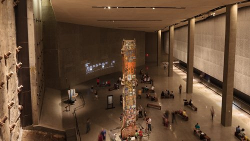 The Museum   National September 11 Memorial & Museum