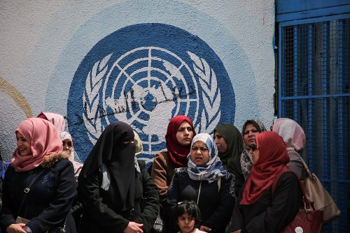 International law sides with Palestinian refugees. But can it solve their plight?