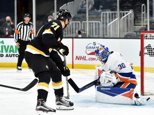 Bruins shut out Islanders 3-0 to sweep back-to-back