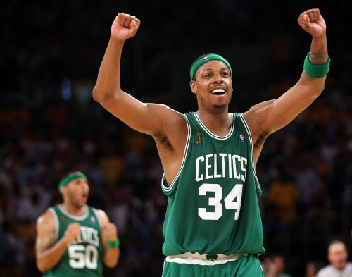 Report: Paul Pierce to be inducted into the Basketball Hall of Fame