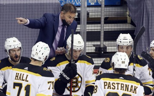 What the Bruins need to figure out between now and Game 1