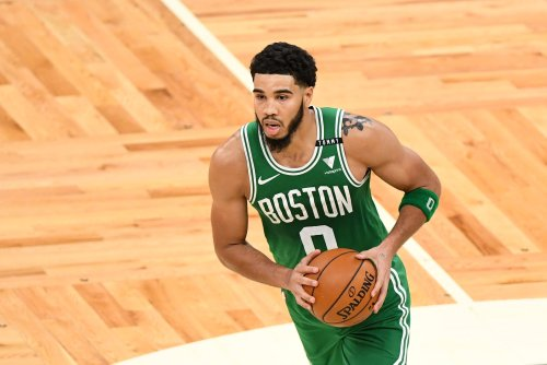 Jayson Tatum says he's still dealing with effects of COVID-19