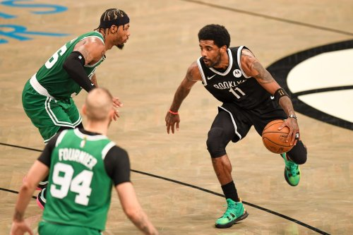 Mazz: Kyrie Irving, Nets pummeling Boston on and off the court