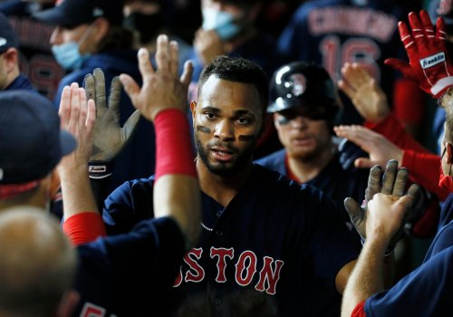 Mazz: At this stage of his career, Bogaerts is now an X-factor