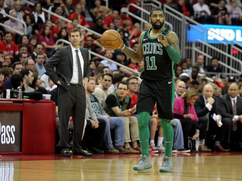 Brad Stevens reacts to Kyrie Irving's 'subtle racism' comment on Zolak & Bertrand