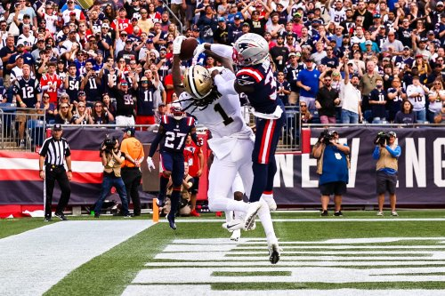 Patriots fall to 1-2 after 28-13 loss to New Orleans Saints
