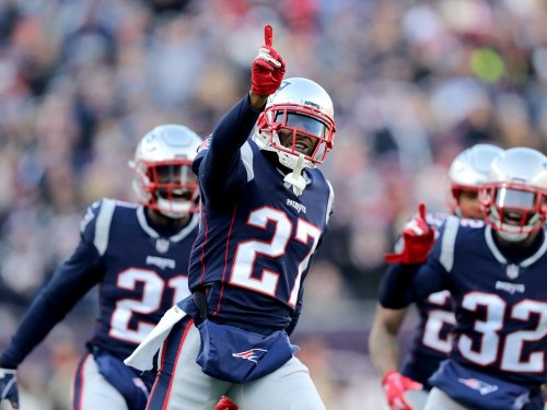 Cornerback J.C. Jackson signs restricted free-agent tender with Patriots