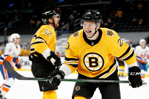 Recharged and reloaded, the Bruins have started to make their push