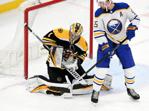 Sabres reportedly tried to acquire one of B's young goalies in trade for Taylor Hall