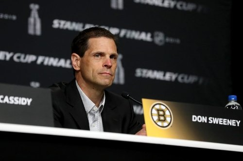 Don Sweeney gives glimpse into Bruins' goaltending plans for 2021-22