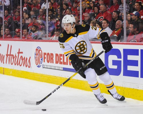 Brandon Carlo isn't worried about long-term health despite concussion woes