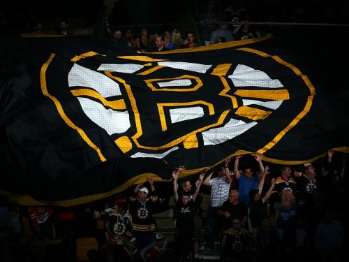 The Bruins have found a home for 2021 first-round pick Fabian Lysell