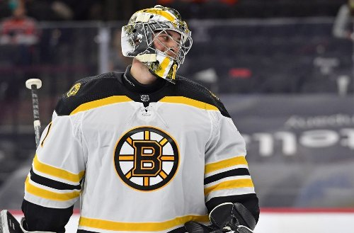 Jeremy Swayman will get call as Bruins conclude back-to-back with Islanders