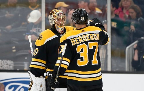 Key Bruins get significant love from peers in latest NHLPA poll