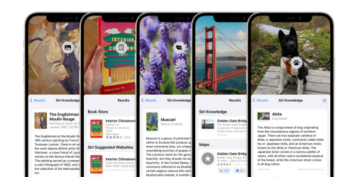 Apple goes after Google Lens & Maps Live View with iOS 15 - 9to5Google