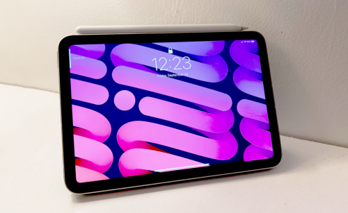 First impressions: The new iPad mini is the perfect size and it packs a serious punch