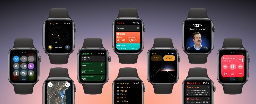 Concept: watchOS 8 could introduce new apps, new faces, and widgets - 9to5Mac
