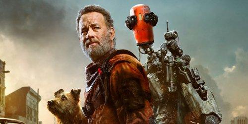 Apple releases trailer for sci-fi movie 'Finch' starring Tom Hanks