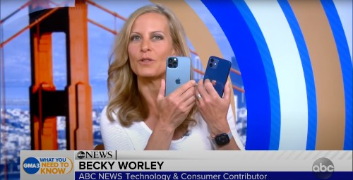GMA shows first hands-on with iPhone 12, talks about charger removal with Apple VP - 9to5Mac