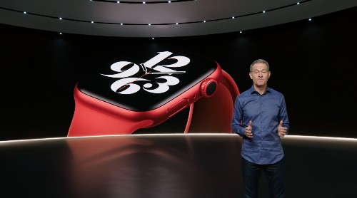 Apple officially announces Apple Watch Series 6 with new colors and more - 9to5Mac