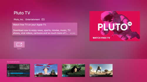 Viacom acquires completely free, ad-based TV streaming service 'Pluto TV'